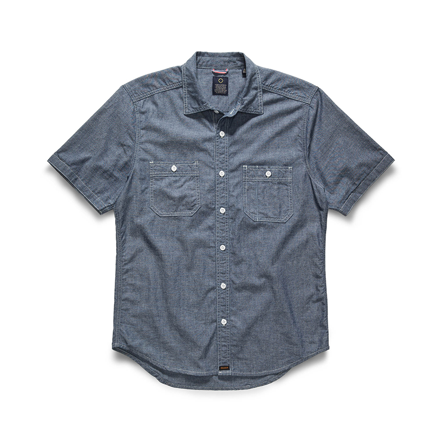 Bluer-Workshirt