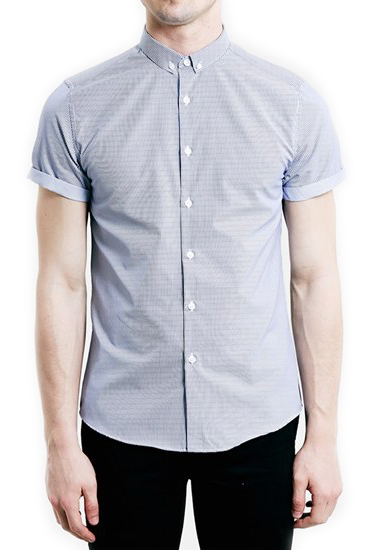 Topman_Lightblue shirt