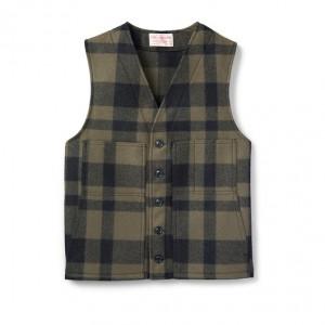 Mackinaw Wool Vest