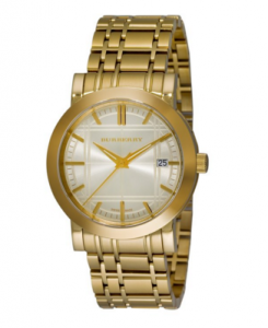 burberry-watch-gold