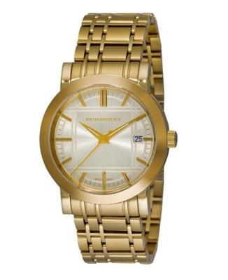burberry-watch-gold