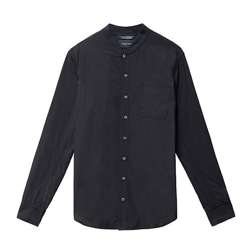 Black-Linen-LS-Shirt