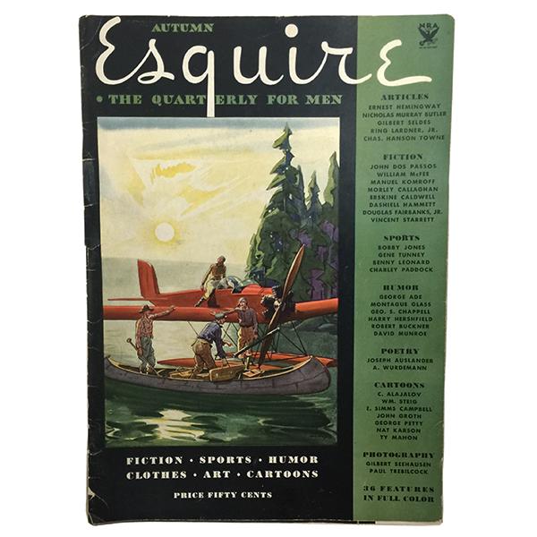 Esquire-Issue-1
