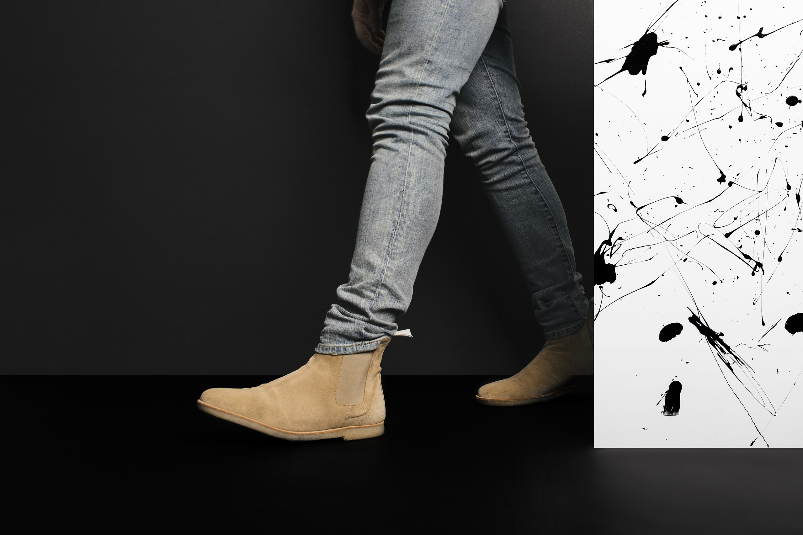bec174fe Common project chelsea boots, this one needs no explanation as they are THE  chelsea boots to have. ...
